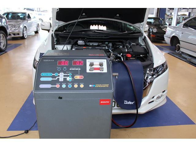 オートマチックオイルチェンジャー圧送全自動方式・循環全自動方式・手動方式と3パターン。