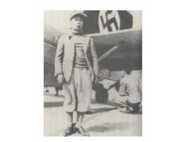 藤壺勇が秩父商会福岡支店に勤めていたときに戦前のドイツ、バイエルン州のBMW社を訪問しました。