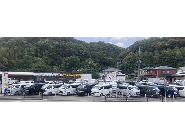 LineUP ラインナップ ハイエース・商用車専門店 那珂川店(1枚目)