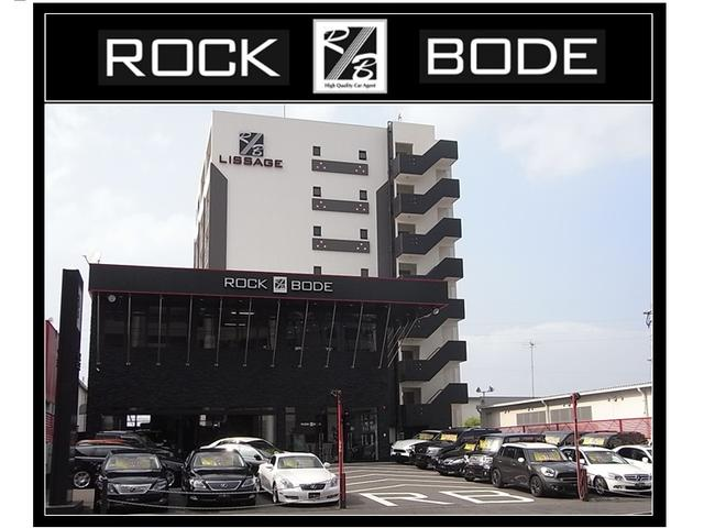 ROCK BODE Lissage店(1枚目)