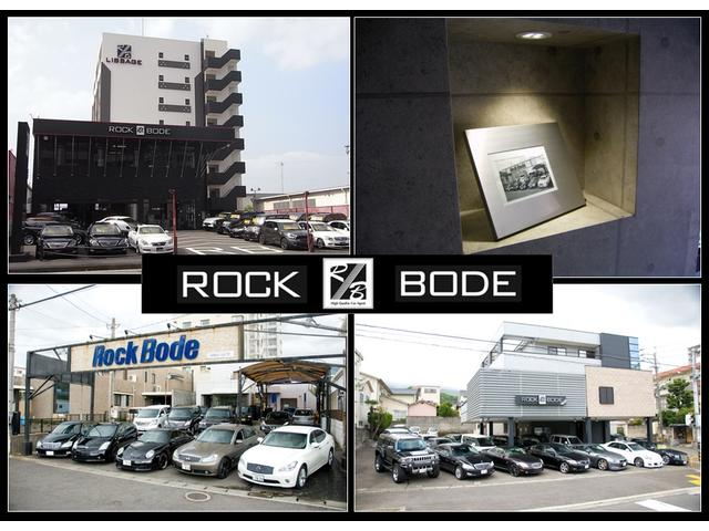 ROCK BODE Lissage店(3枚目)