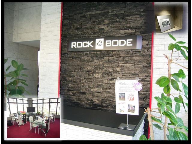 ROCK BODE Lissage店(4枚目)