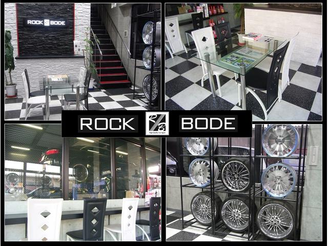 ROCK BODE Lissage店(5枚目)