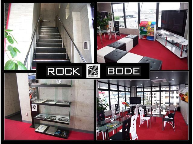 ROCK BODE Lissage店(5枚目)