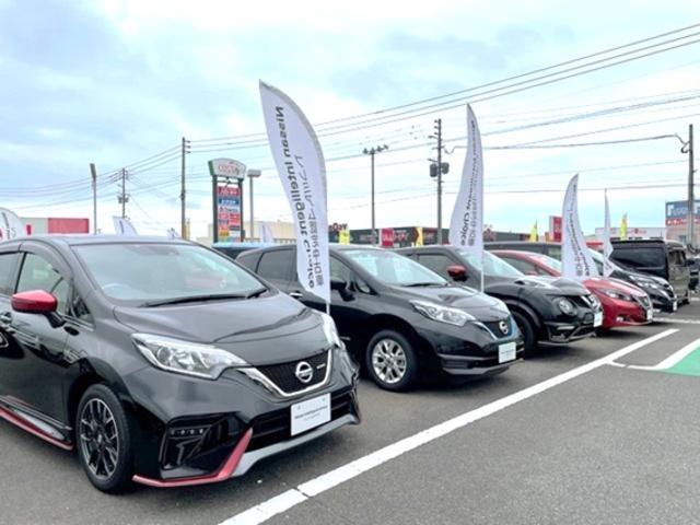 福岡日産自動車(株) 行橋カーランド