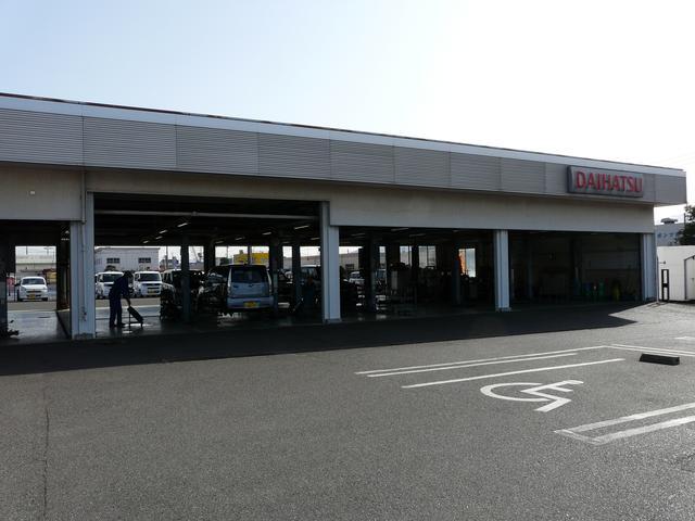 北九州ダイハツ販売株式会社 U-CAR若松(4枚目)