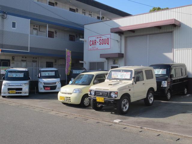 2号店・リーズナブル軽自動車店舗も展開しております(*^_^*)