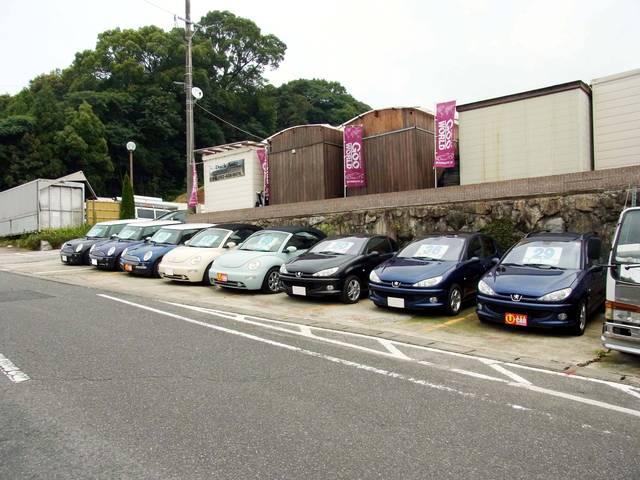 中古車販売~車検・修理などお客様のカーライフをサポート致します!購入後のお付き合いを大切にします!