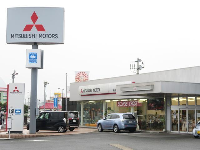 長崎三菱自動車販売(株) クリーンカー大村店(1枚目)