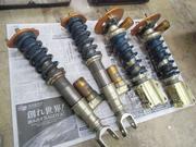サスペンション等、各種足回り系の取り付け承ります。