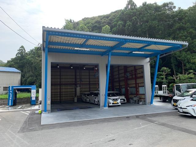 当社は指定整備工場ですので、車検の検査を国に代わり行うことが出来ます。