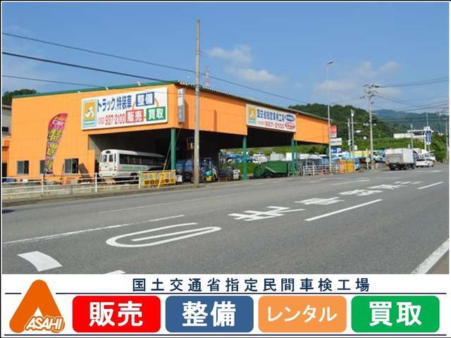 朝日自動車株式会社【中古トラック/レンタル店】(1枚目)