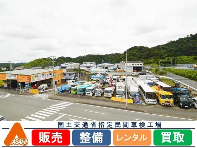 朝日自動車株式会社【中古トラック/レンタル店】(2枚目)