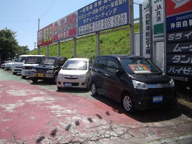普通車&軽自動車も展示してます!!
