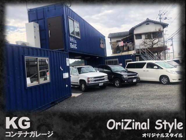 オリジナルスタイル展示場 KG コンテナガレージ(5枚目)
