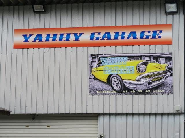 YAHHY GARAGE(ヤッヒーガレージ)