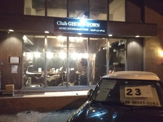 Club GHOST-TOWN クラブゴーストタウン(2枚目)