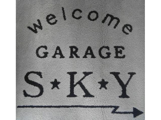 GARAGE SKY(5枚目)
