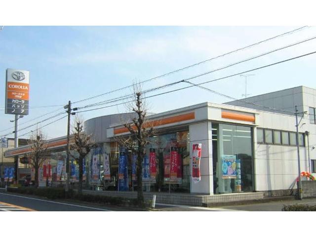 トヨタカローラ大分(株)日田店(1枚目)
