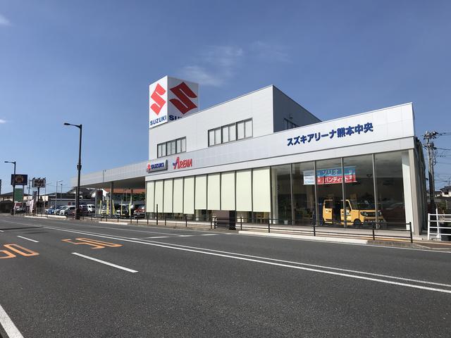 (株)スズキ自販熊本 スズキアリーナ熊本中央