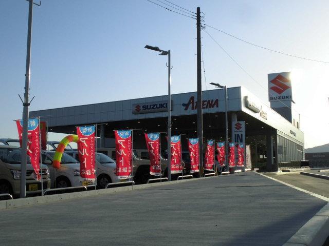 (株)スズキ自販福岡 スズキアリーナ飯塚穂波