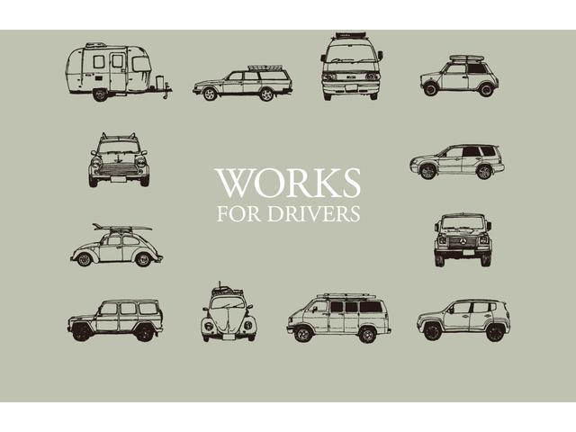 TRUNK AUTO WORKS トランクオートワークス