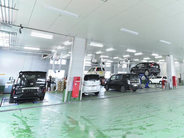 Honda Cars 鹿児島 隼人中央中古車センター(3枚目)