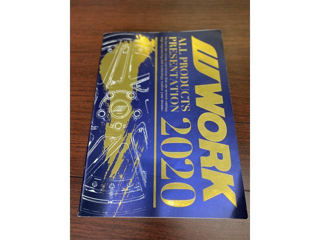 老舗ホイールブランド「WORK」 Jack in the box はWORKの正規販売店です。