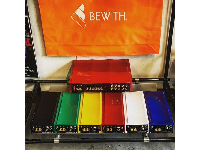 ハイエンドオーディオ【BEWITH・FOCAL】の正規代理店です。