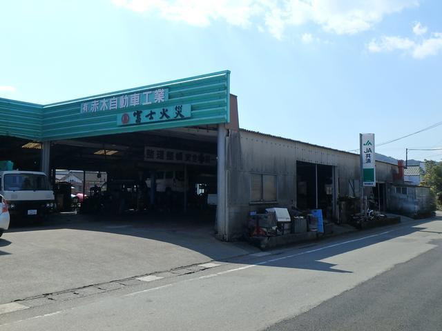 九州運輸局認証工場!経験豊富な国家整備士が、車検・修理の対応を行います。