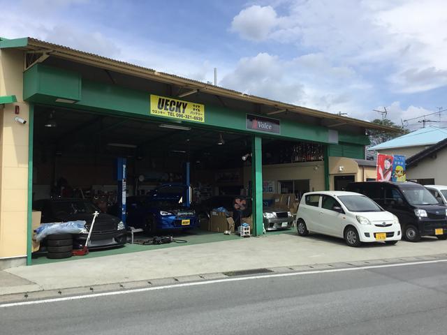 ウエッキーではネットなどで購入されたカー用品の取付け全般を行っております。