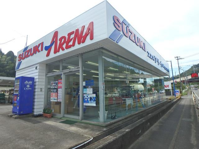 (株)スズキ自販熊本 スズキアリーナ水俣