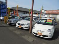 輸入車やサルーンも若松にお任せ!展示場にない車もご希望に沿うよう探します!!