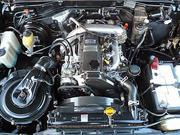 エンジン載せ替え 4WD切り替え修理