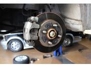車高調やブレーキパット、ローター取り付けOK!