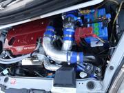 冷却系、過給器系点火・燃料系関連の取付