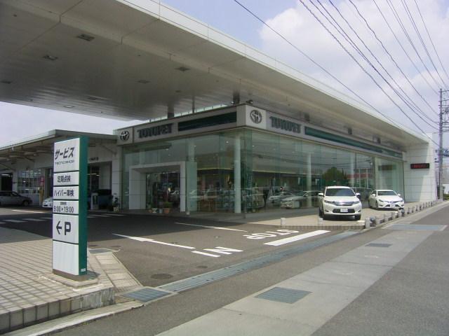 福島トヨペット(株) ふくしまU-Carセンター(0枚目)