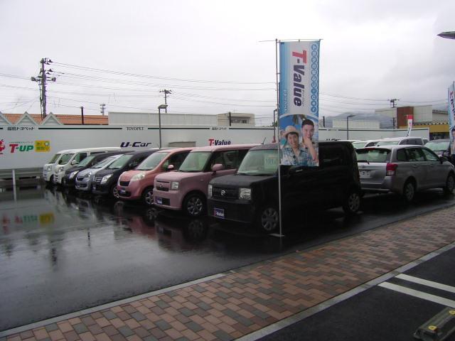 福島トヨペット株式会社 あいづU-Carセンター(2枚目)
