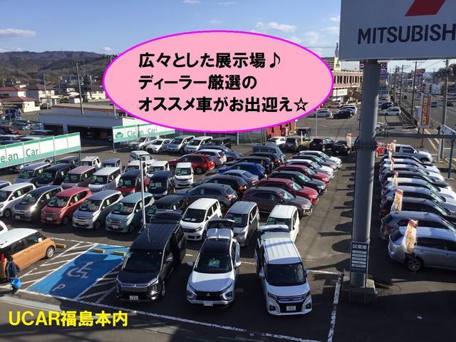 人気車種を中心に軽自動車から大型RV車を展示しております。もちろん全車三菱認定保証付き!!