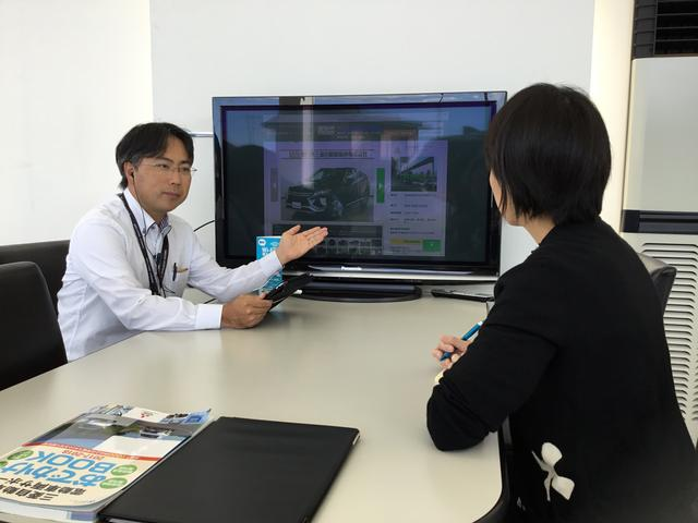 東日本三菱自動車販売(株) クリーンカー福島本内(3枚目)