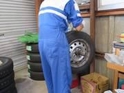 タイヤ・ホイール交換致します。