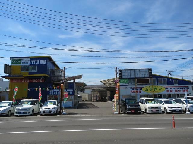 4号バイパス店は車検や一般整備・レンタカーなどを行っております