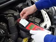 バッテリー点検、ワイパー、エアコン 整備