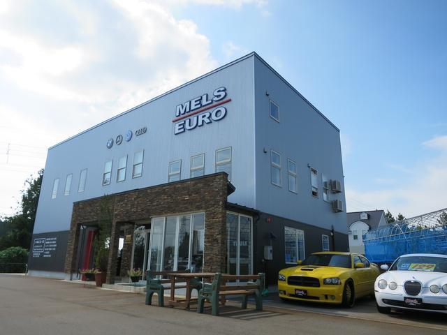 県南エリア初のヨーロッパ車専門店としてオープン。