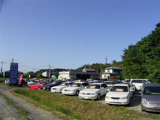 オールジャンルのお車が揃ってます。厳選した優良中古車店ガレージMRにぜひお越し下さい。
