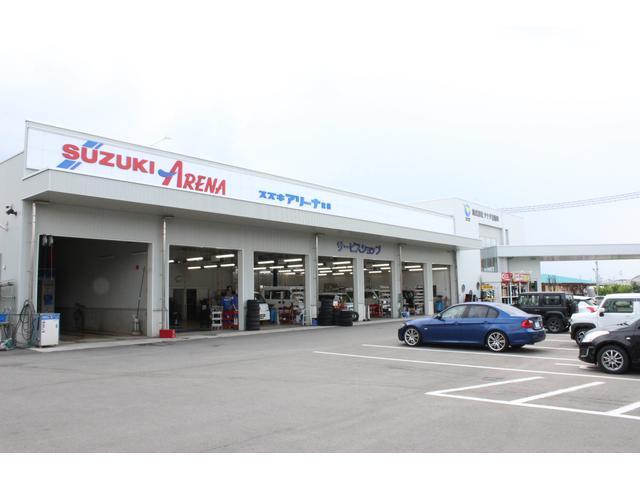 当社はスズキアリーナ東根としてもスズキのお車を販売・メンテナンスしております。