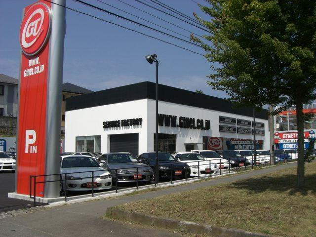 GTNET仙台 スポーツカー&GT-R専門店