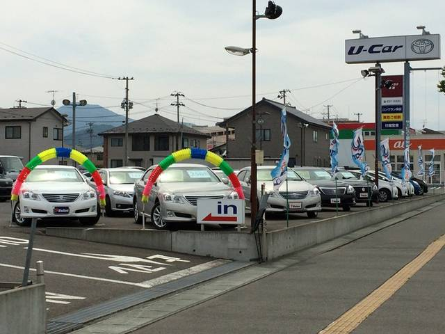 岩手トヨタ自動車(株) Uスペース本宮