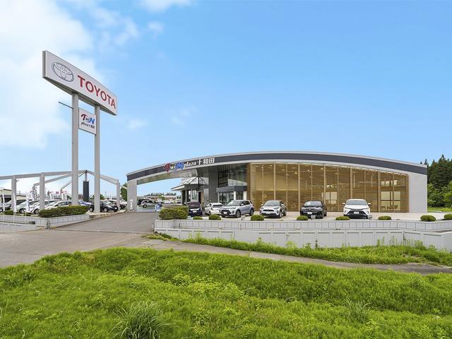 青森トヨタ自動車株式会社 十和田店の店舗画像