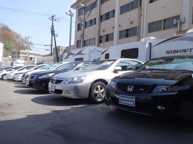 Honda Cars いわき中央 Uカーセンター谷川瀬店(5枚目)
